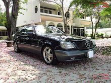 1994 Mercedes-Benz S500 W140 (ปี 91-98) 5.0 AT Coupe