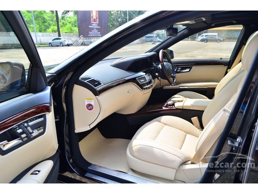 2010 Mercedes-Benz S500 L Sedan