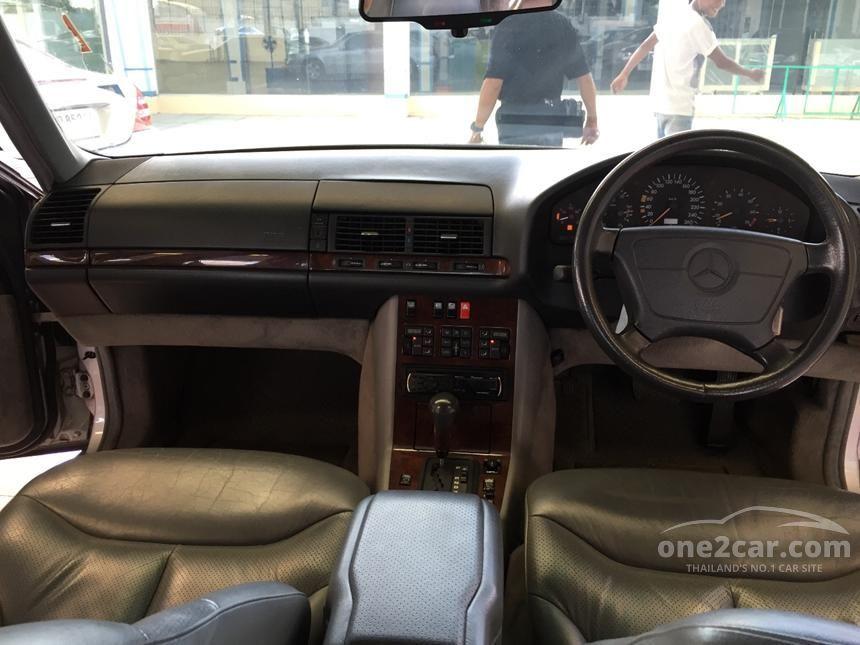 1996 Mercedes-Benz S500 L Sedan