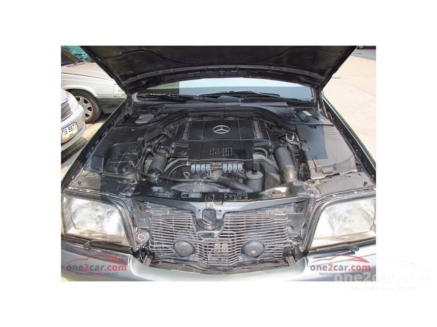 1995 Mercedes-Benz S500 L Sedan