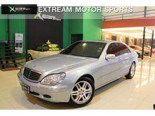 2002 Mercedes-Benz S500 W220 (ปี 99-05) L 5.0 AT Sedan