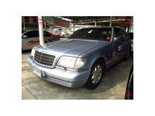 1996 Mercedes-Benz S500 W140 (ปี 91-98) L 5.0 AT Sedan