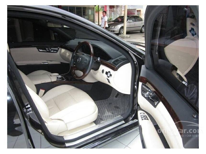 2011 Mercedes-Benz S500 L Sedan