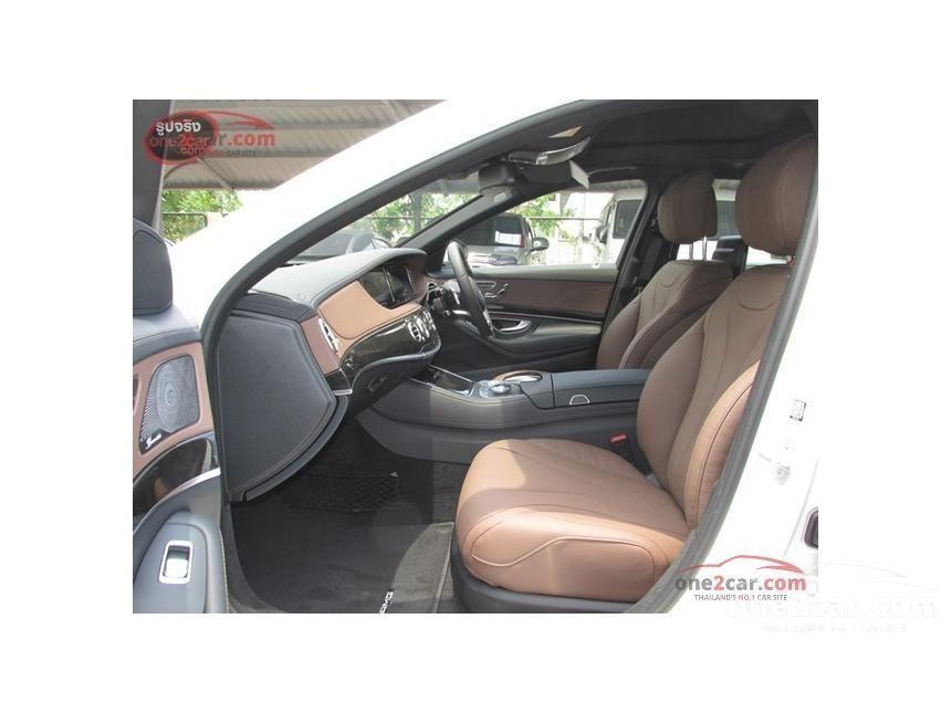 2016 Mercedes-Benz S500 PLUG-IN HYBRID W222 Sedan