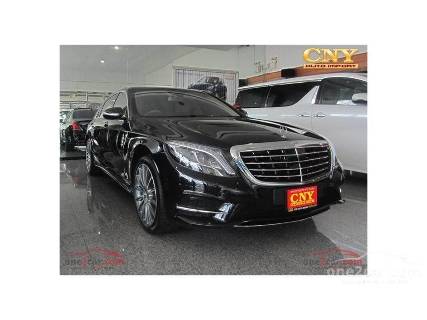 2015 Mercedes-Benz S500 PLUG-IN HYBRID W222 Sedan