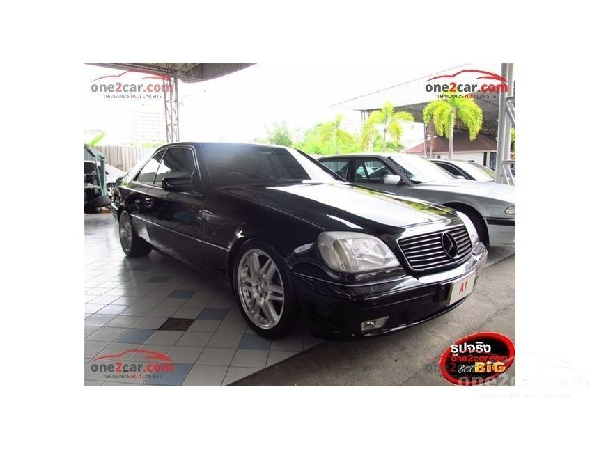1994 Mercedes-Benz S600 Coupe