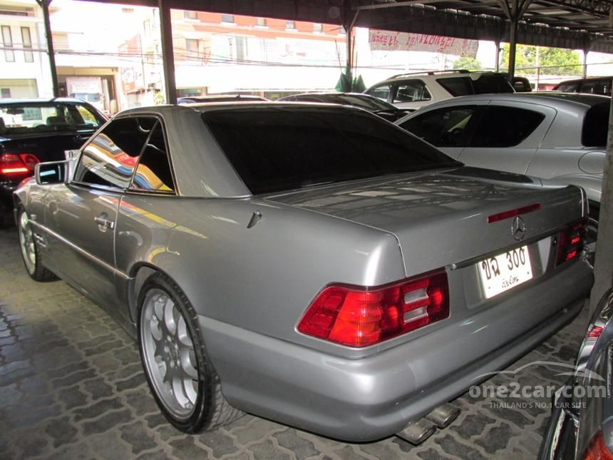 1991 Mercedes-Benz SL300 Roadster Convertible