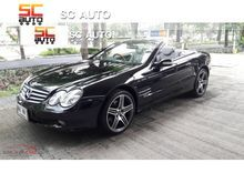 2004 Mercedes-Benz SL350 R230 (ปี 01-08) 3.7 AT Convertible
