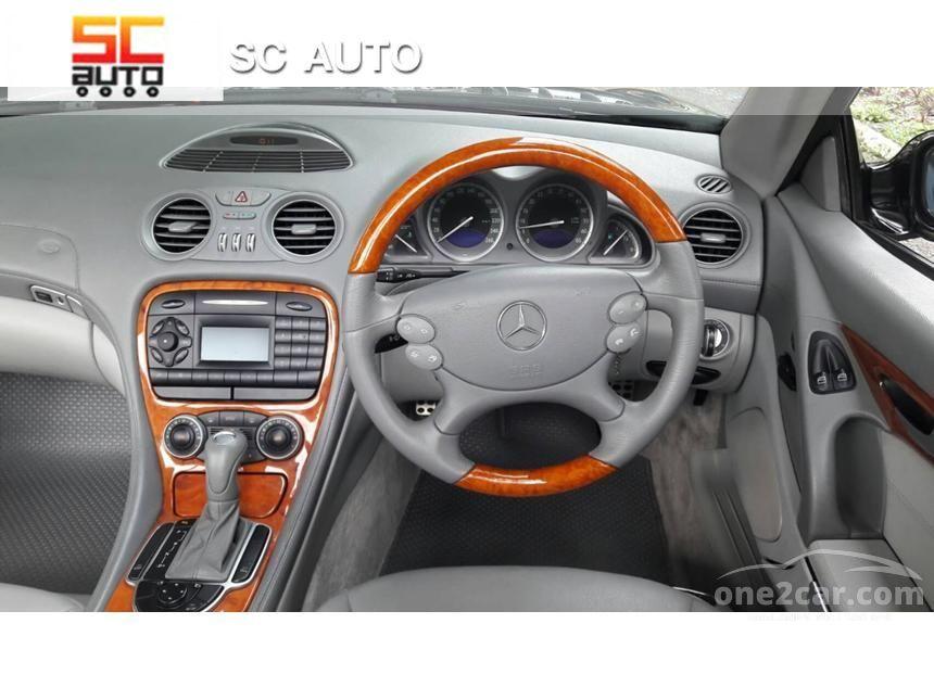 2004 Mercedes-Benz SL350 Convertible