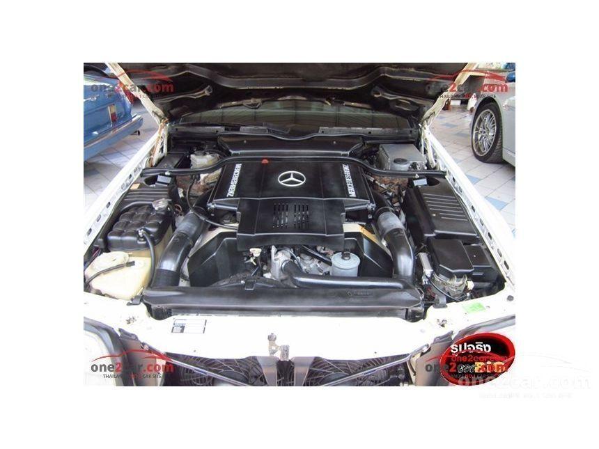 1995 Mercedes-Benz SL500 Convertible