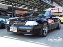 1991 Mercedes-Benz SL500 R129 (ปี 90-02) V8 5.0 AT Convertible