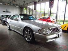 1996 Mercedes-Benz SL600 R129 (ปี 90-02) 6.0 AT Convertible