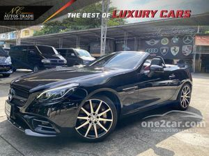 2018 Mercedes-Benz SLC43 3.0 R172 (ปี 16-20) AMG Convertible
