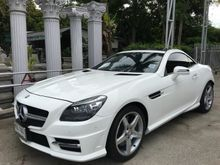 2015 Mercedes-Benz SLK200 BlueEFFICIENCY AMG R172 (ปี 11-16) CarbonLOOK 1.8 AT Convertible