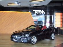 2012 Mercedes-Benz SLK200 BlueEFFICIENCY AMG R172 (ปี 11-16) Dynamic 1.8 AT Convertible