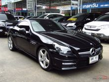 2013 Mercedes-Benz SLK200 BlueEFFICIENCY AMG R172 (ปี 11-16) Dynamic 1.8 AT Convertible