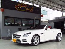 2014 Mercedes-Benz SLK200 BlueEFFICIENCY AMG R172 (ปี 11-16) Dynamic 1.8 AT Convertible