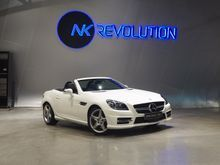2015 Mercedes-Benz SLK200 BlueEFFICIENCY AMG R172 (ปี 11-16) Dynamic 1.8 AT Convertible