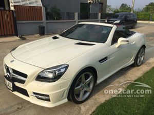 2014 Mercedes-Benz SLK200 BlueEFFICIENCY AMG 1.8 R172 (ปี 11-16) Dynamic Convertible AT