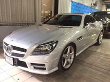 2012 Mercedes-Benz SLK200 BlueEFFICIENCY AMG R172 (ปี 11-16) Sports 1.8 AT Convertible