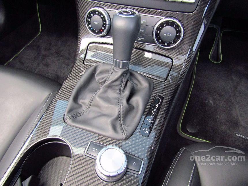 2015 Mercedes-Benz SLK200 AMG CarbonLOOK Convertible