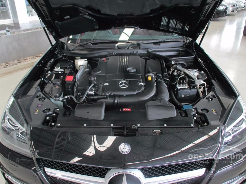 2012 Mercedes-Benz SLK200 AMG Sports Convertible