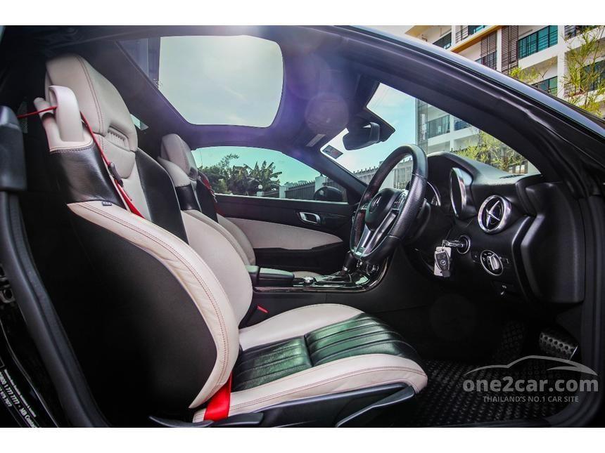 2012 Mercedes-Benz SLK200 AMG Sports Convertible