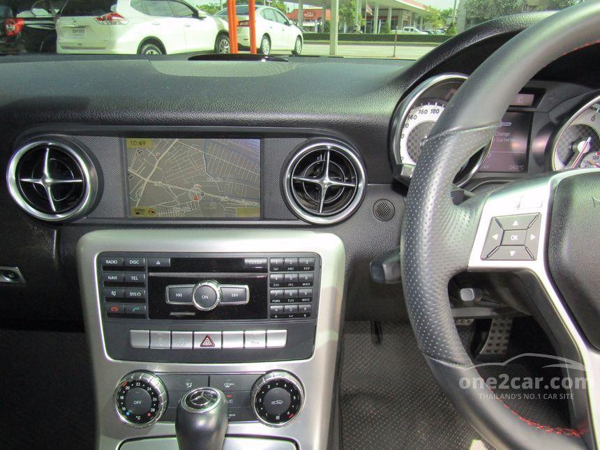 2013 Mercedes-Benz SLK200 AMG Sports Convertible