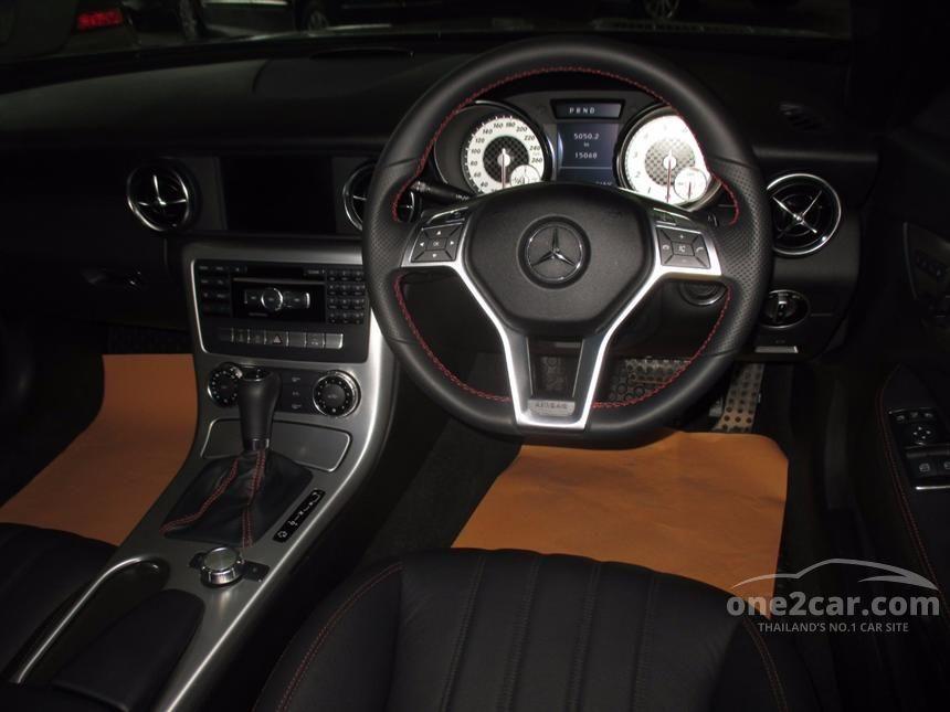 2014 Mercedes-Benz SLK200 Convertible
