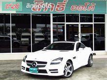 2014 Mercedes-Benz SLK200 R172 (ปี 11-16) 1.8 AT Convertible