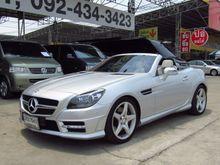 2013 Mercedes-Benz SLK200 R172 (ปี 11-16) 1.8 AT Convertible