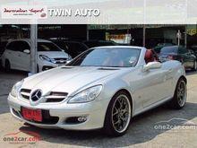 2006 Mercedes-Benz SLK200 Kompressor AMG R171 (ปี 04-10) 1.8 AT Convertible