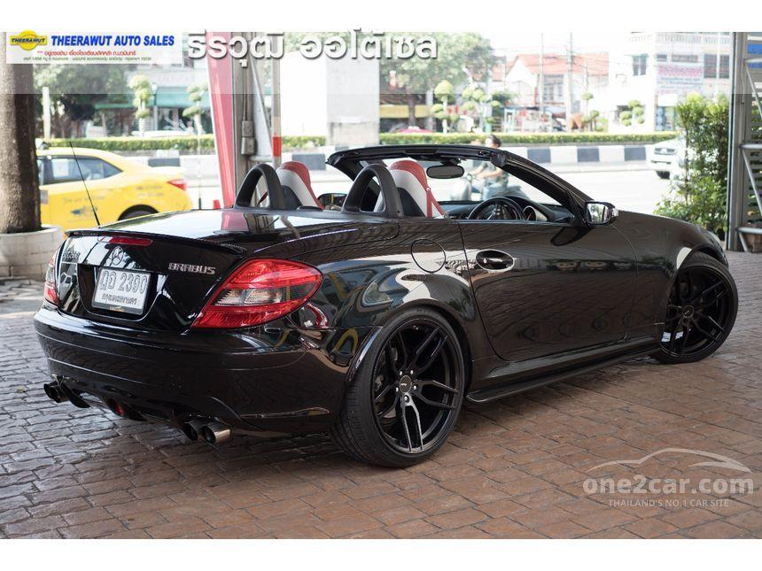 2010 Mercedes-Benz SLK200 Kompressor AMG Convertible