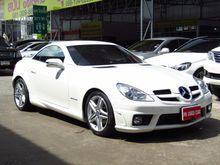 2011 Mercedes-Benz SLK200 Kompressor AMG R171 (ปี 04-10) 1.8 AT Convertible