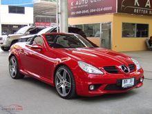 2005 Mercedes-Benz SLK200 Kompressor AMG R171 (ปี 04-10) 1.8 AT Convertible