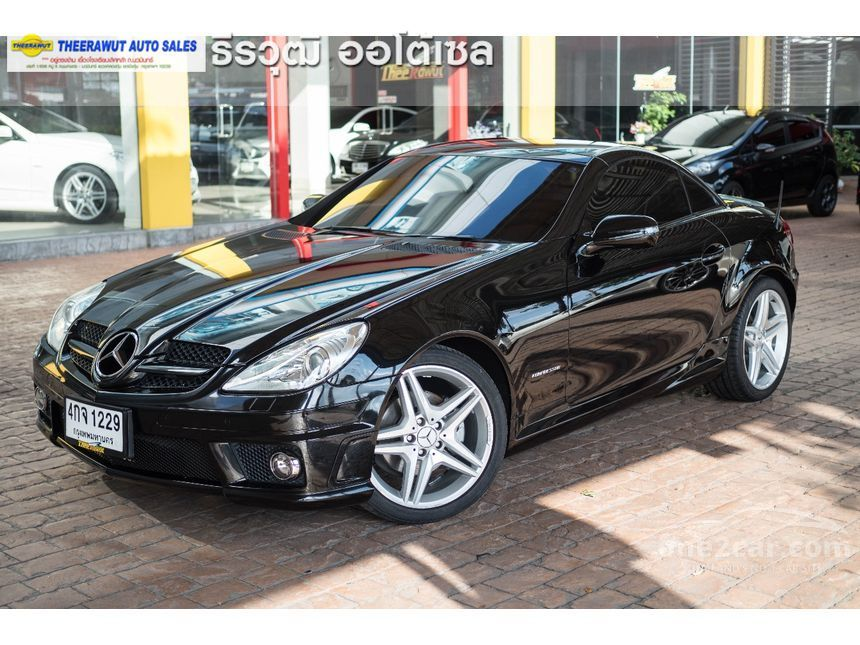 2010 Mercedes-Benz SLK200 Kompressor AMG Convertible