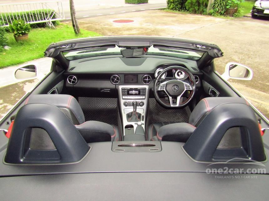 2012 Mercedes-Benz SLK200 Kompressor AMG Convertible