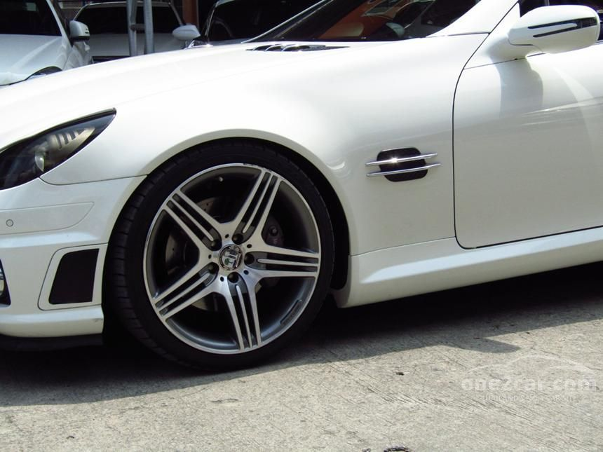 2009 Mercedes-Benz SLK200 Kompressor AMG Convertible