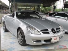 2008 Mercedes-Benz SLK200 Kompressor R171 (ปี 04-10) 1.8 AT Convertible