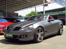 2004 Mercedes-Benz SLK200 Kompressor R171 (ปี 04-10) 1.8 AT Convertible