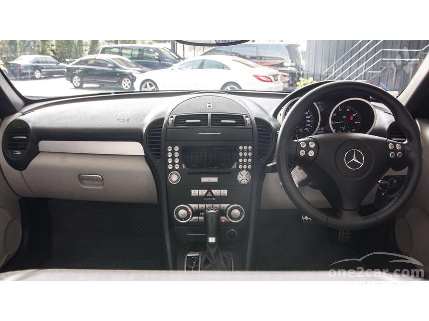2007 Mercedes-Benz SLK200 Kompressor Convertible