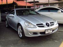 2005 Mercedes-Benz SLK200 Kompressor R171 (ปี 04-10) 1.8 AT Convertible