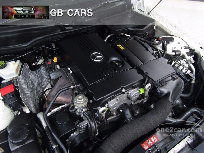 2010 Mercedes-Benz SLK200 Kompressor Convertible
