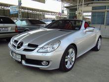 2009 Mercedes-Benz SLK200 Kompressor R171 (ปี 04-10) 1.8 AT Convertible