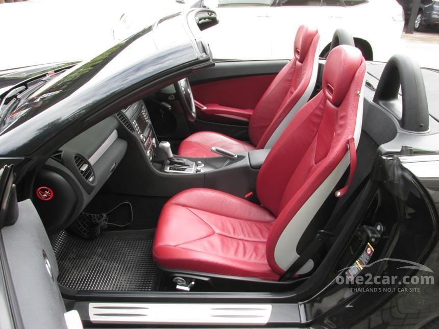 2005 Mercedes-Benz SLK200 Kompressor Convertible