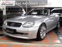 1997 Mercedes-Benz SLK230 Kompressor R170 (ปี 96-04) 2.3 AT Convertible