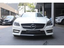 2013 Mercedes-Benz SLK250 BlueEFFICIENCY R172 (ปี 11-16) Sport 1.8 AT Convertible