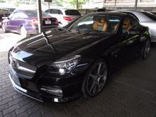 2013 Mercedes-Benz SLK250 BlueEFFICIENCY R172 (ปี 11-16) Sport 1.8 AT Convertible