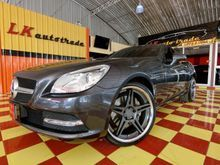 2014 Mercedes-Benz SLK250 BlueEFFICIENCY R172 (ปี 11-16) Sport 1.8 AT Convertible