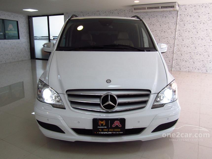 2012 Mercedes-Benz Viano Van